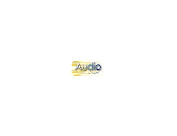 Audio Origami Alignment Protractor
