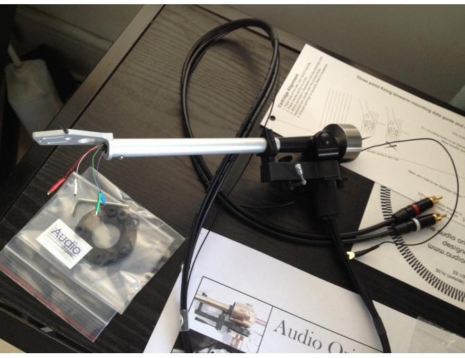 Audio Origami RB7 Tonearm Rega table Upgrade