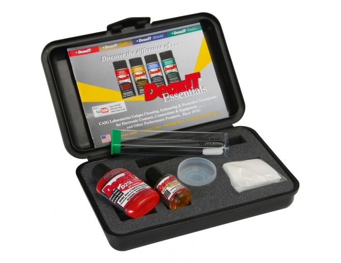 Caig DeoxIT Gold Vacuum Tube Survival Kit Set pulizia valvole