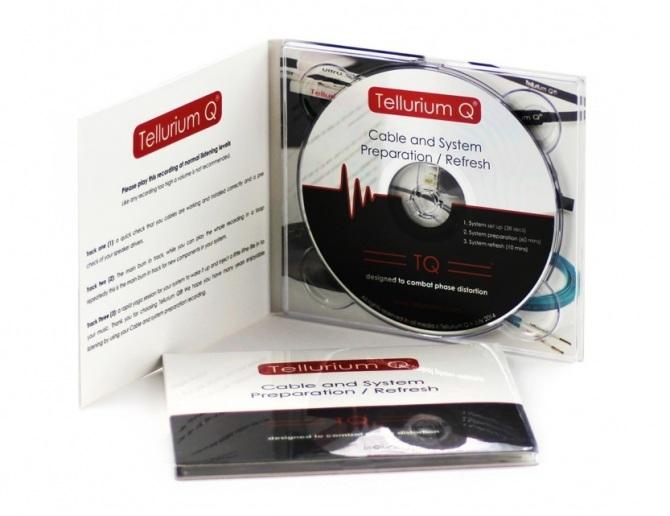 Tellurium Q System Enhancement CD
