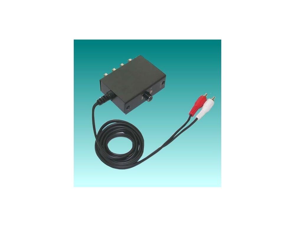 2 Way Audio Switch - Wiring Diagrams Schematics