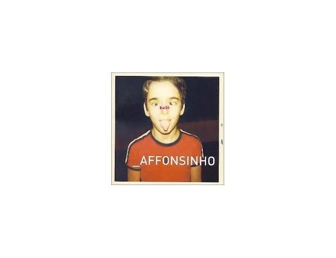 Affonsinho - Belè - CD