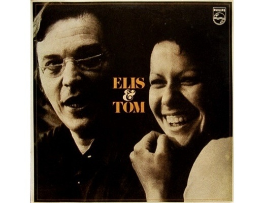 Elis Regina & Tom Jobim - Elis & Tom - CD