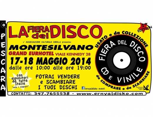 PlayStereo at the Fiera Del Disco - Pescara