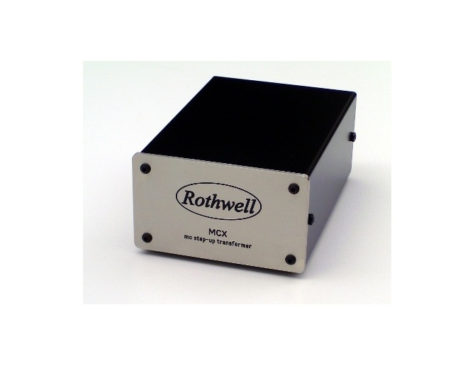 Rothwell MCX Lundahl Phono Step-Up Transformer