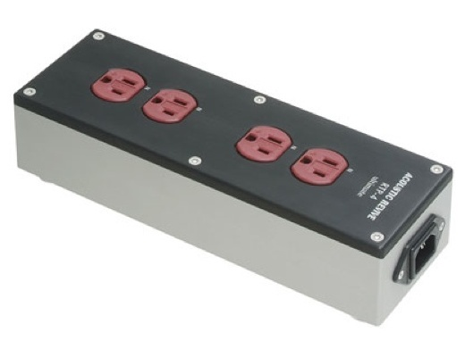 Acoustic Revive RTP-4 Ultimate Power receptacle