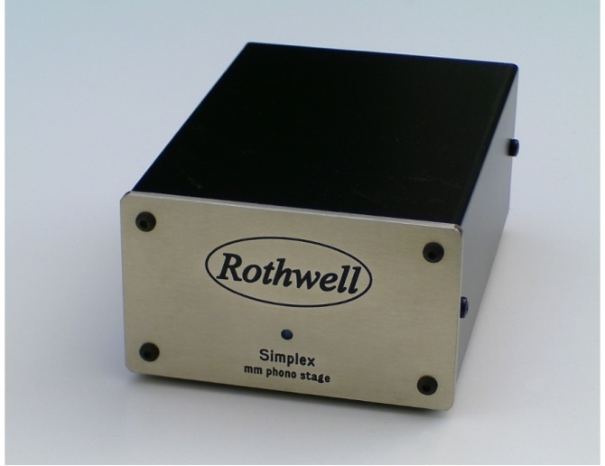 Rothwell Simplex Preamplificatore Phono MM
