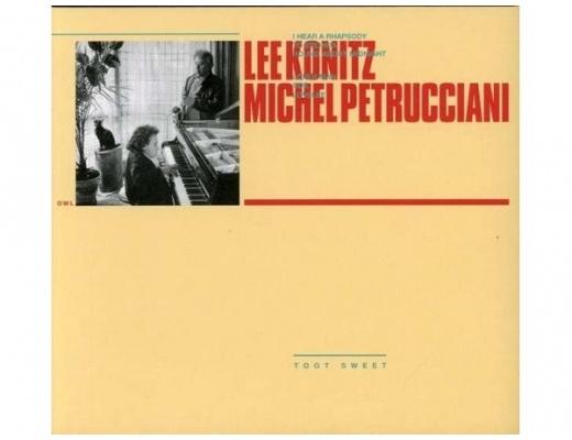 Lee Konitz & Michel Petrucciani - Toot Sweet - CD