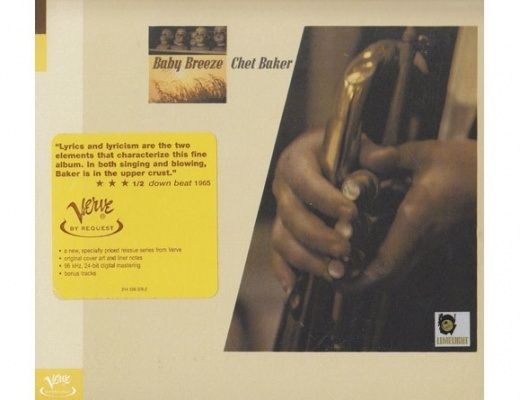 Chet Baker - Baby Breeze - CD