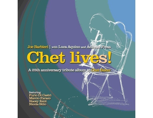 Joe Barbieri - Chet lives - CD