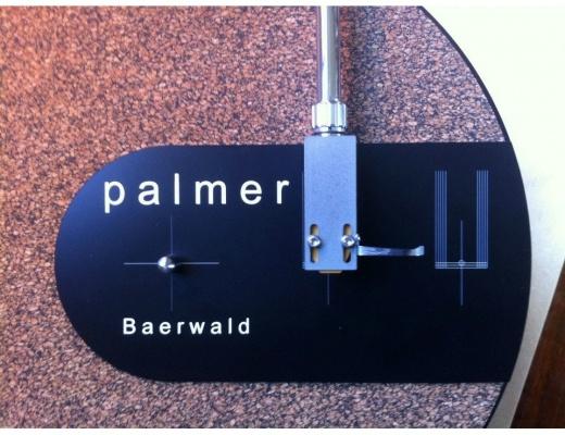 Palmer Audio Alignment Protractor Dima per giradischi