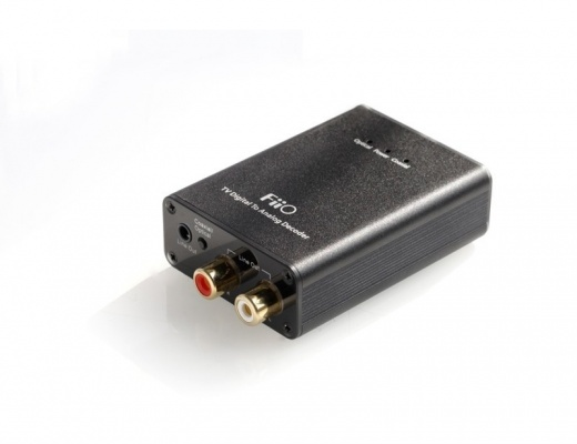 FiiO D07 TV DAC ultracompatto per Dolby/DTS