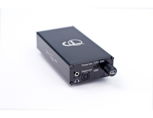Cypher Labs Theorem 720 DAC e Amplificatore per cuffie