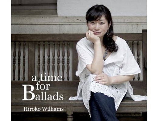 Hiroko Williams - A Time For Ballads - CD