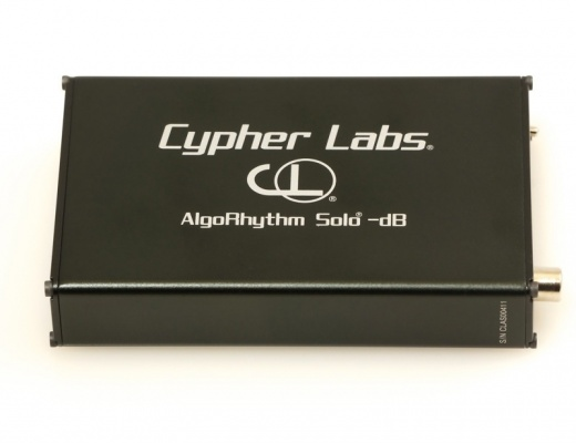Cypher Labs Algorhythm Solo -dB DAC per iPod/PC