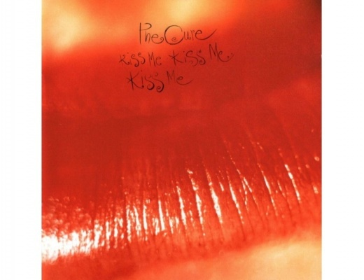 The Cure - Kiss Me Kiss Me Kiss Me - CD