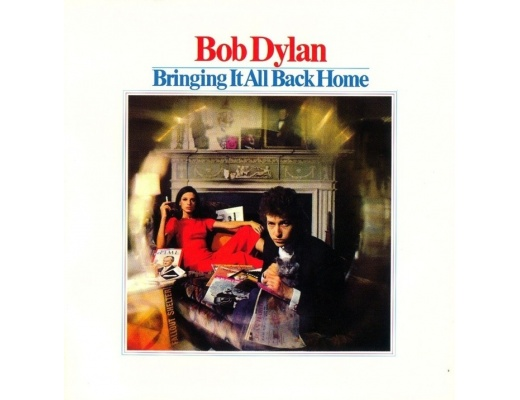 Bob Dylan - Bringing it all back home CD