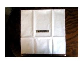 Zerodust Z-Cloth microfiber cloth for LP