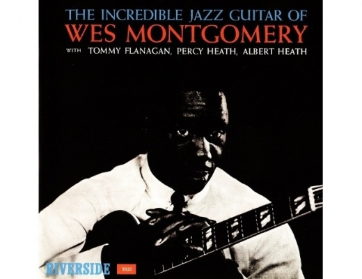 Wes Montgomery - The Incredible Jazz Guitar - CD