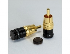 Acoustic Revive SIP-8Q Short Plug for RCA Input Connectors 2-Set