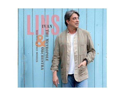 Ivan Lins & The Metropole Orchestra - CD