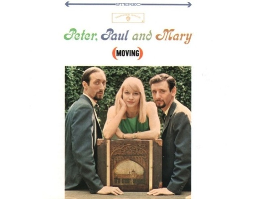 Peter, Paul and Mary - Moving - CD