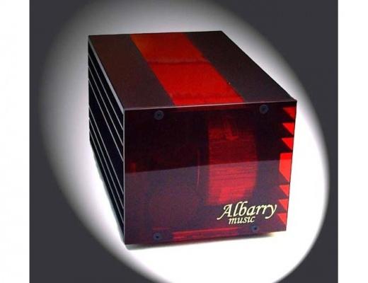 Albarry Music M608 Coppia finali di potenza mono alta corrente