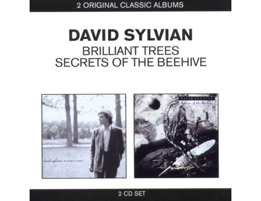 David Sylvian - Brilliant Trees + Secrets Of The Beehive - 2 CD