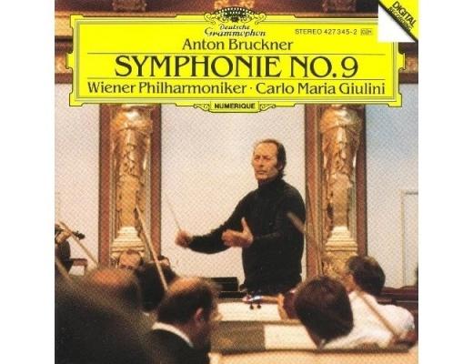 Bruckner Symphonie NO.9 Carlo Maria Giulini - CD
