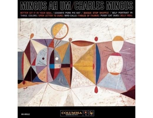 Charles Mingus - Ah Um - CD