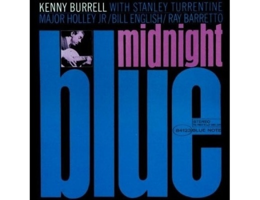 Kenny Burrell - Midnight Blue - CD