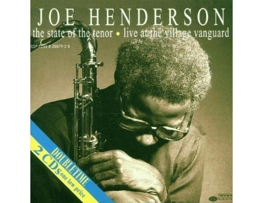 Joe Henderson - The State Of The Tenor - 2CD