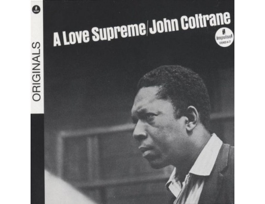 John Coltrane - A Love Supreme - CD