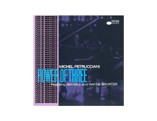 Michel Petrucciani - Power Of Three - CD