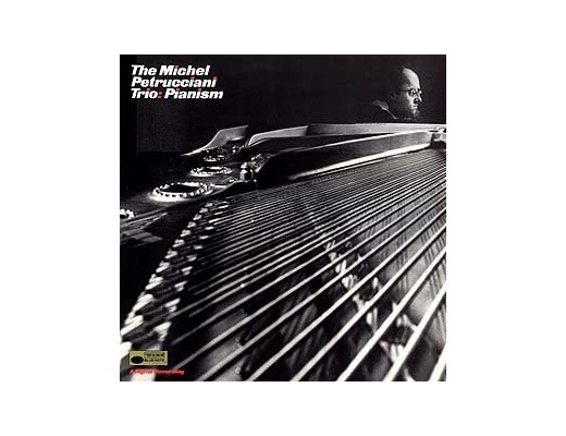 Michel Petrucciani Trio - Pianism - CD
