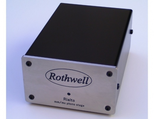 Rothwell Rialto Preamplificatore Phono MM/MC
