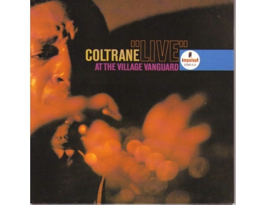 John Coltrane - Live At The Village Vanguard - CD