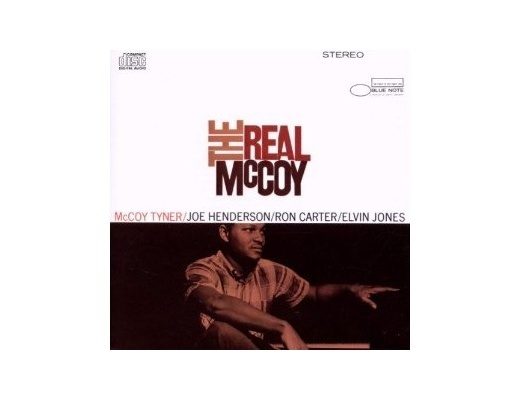 McCoy Tyner - The Real Mccoy - CD