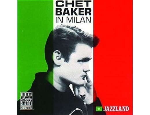 Chet Baker - In Milan - CD