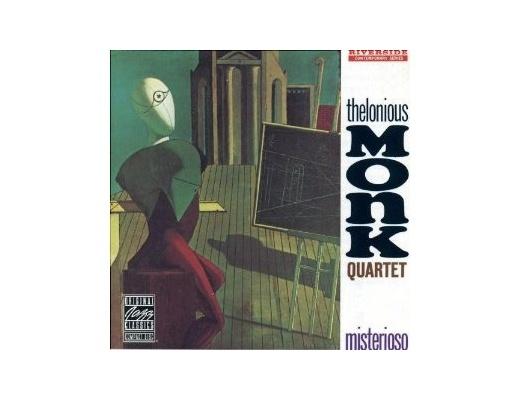 Thelonius Monk Quartet - Misterioso - CD