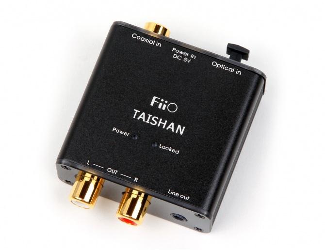 "FiiO D03K ""Taishan"" DAC Audio converter + FREE cable"