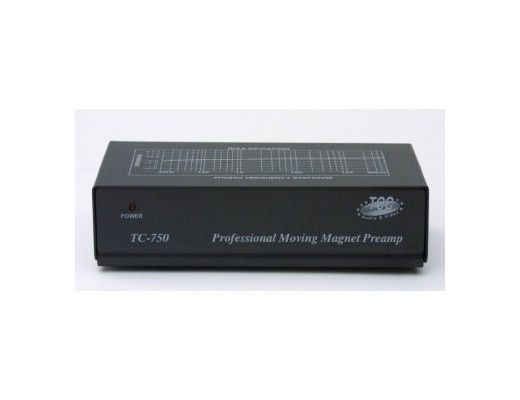 TCC TC-750 Phono Preamplifier