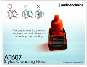 Audio Technica AT607 Stylus Cleaner