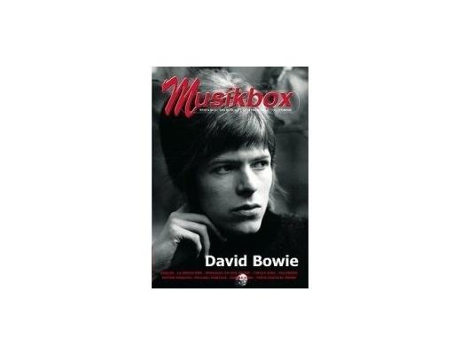 Musikbox (nuova serie) n. 43 - David Bowie