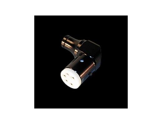 Phono Plug Cardas R DIN 5 pins 90 degree