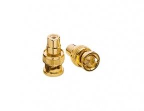 BNC-RCA Gold plated Adaptor