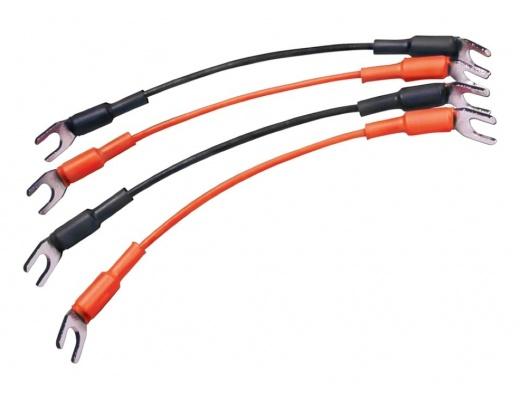 Cardas JC Jumpers a cavo per diffusori con bi-wire (Set di 4)