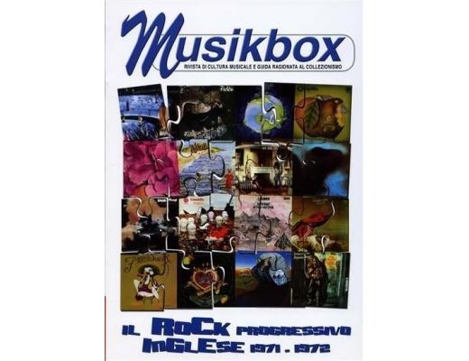 Musikbox (nuova serie) n. 42 - Il Rock Progr. Inglese 1971-72