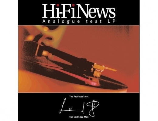 LP HiFi News Analogue Test Record
