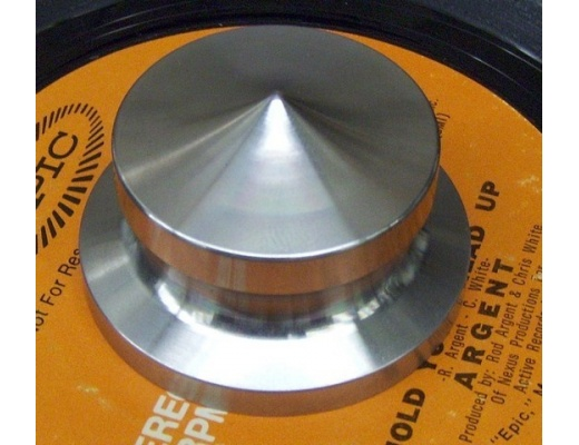TTWeights Classic 45 rpm Adaptor & Record Weight 191g St. Steel